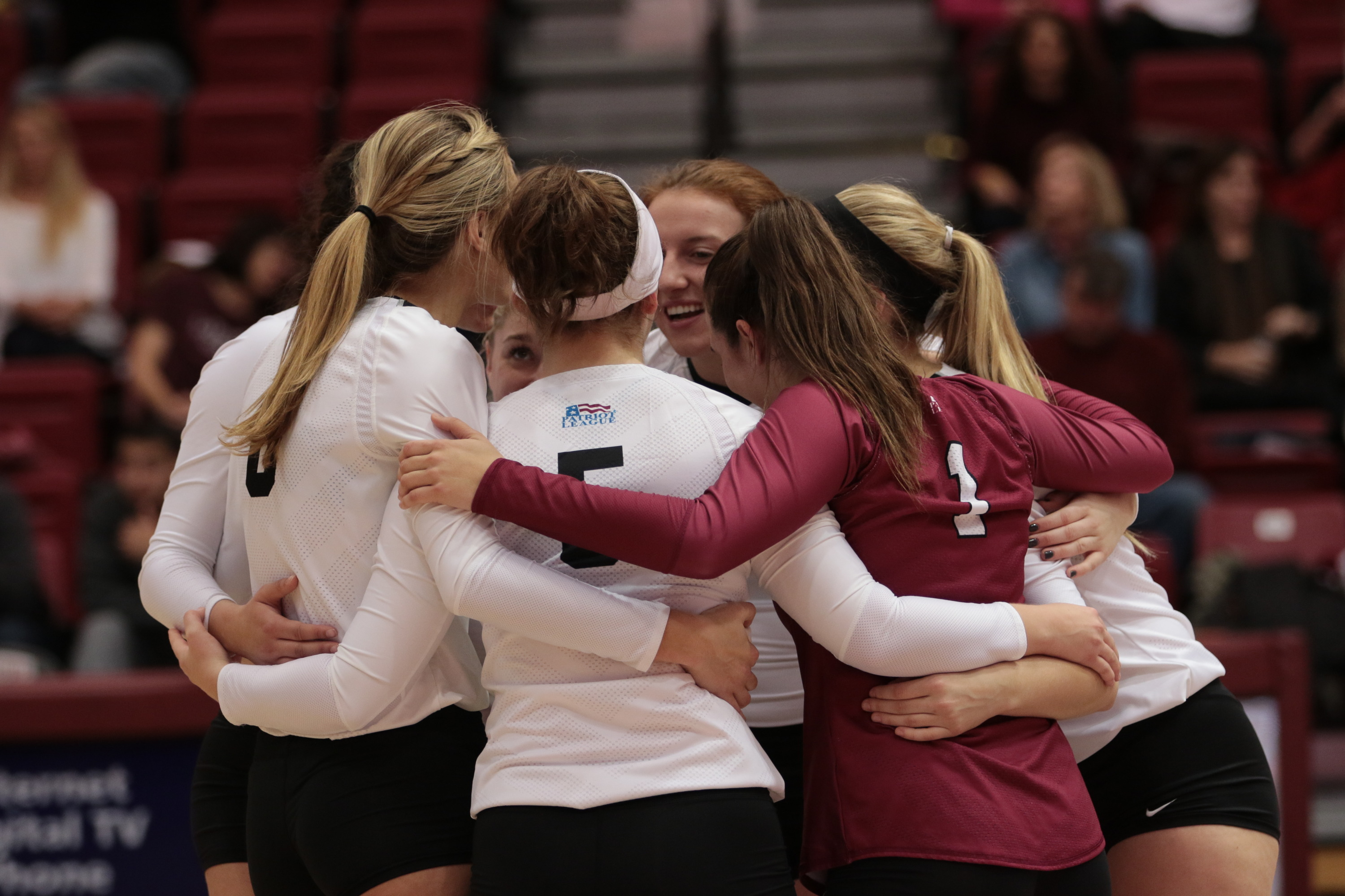 Volleyball Lands Seven on Class of 2021 - Lafayette College Athletics