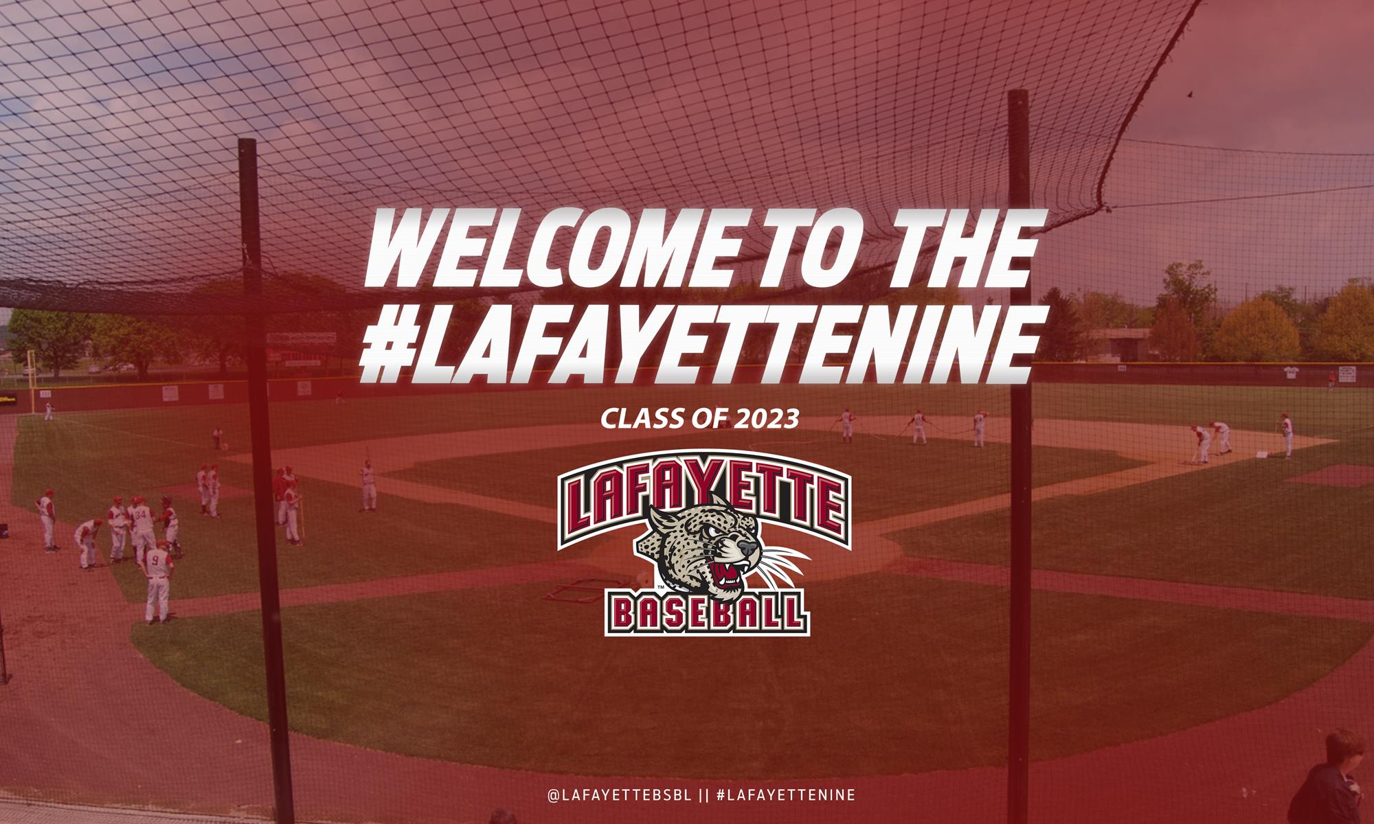 Baseball Welcomes 11 to Class of 2023 - Lafayette College Athletics